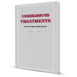 Underground Treatments - Know your healing options