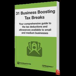 31 Business Boosting Tax Breaks