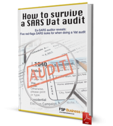 How to Survive a SARS Vat Audit E-report