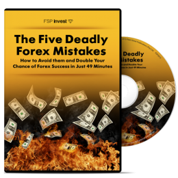 The Five Deadly Forex Mistakes