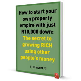 How to start your own property empire with just R10,000 down