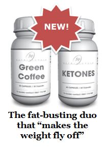 Green Coffee and Ketones