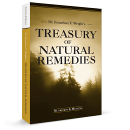 Dr Wright's Treasury of Natural Remedies