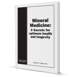 Mineral Medicine - 9 Secrets for Optimum Health and Longevity