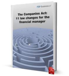 Companies Act e-report - How to comply with the Companies Act