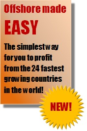 Offshore Made Easy -  Invest offshore today