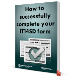 How to successfully complete your IT14SD form