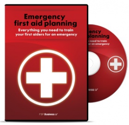 Emergency first aid planning - Everything you need to train your first aiders for an emergency