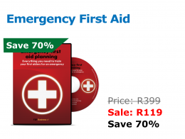 Emergency first aid planning