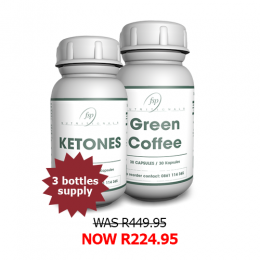 Green Coffee and Ketones