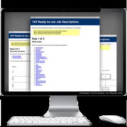 Job Descriptions Toolbox