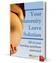 Your Maternity Leave Solution