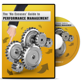 The No Excuses Guide to Performance Management - Templates and step-by-step guides to manage and discipline the poor work performer