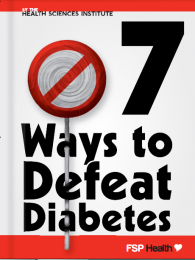 7 Ways to Defeat Diabetes without a Single Drug