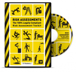 Risk Assessment Toolkit -  Effectively and compliantly manage health and safety risk in your business