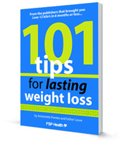 101 Tips for Lasting Weight Loss