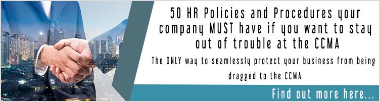 50 HR Policies