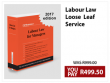 Labour Law for Managers