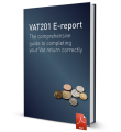 Vat 201 E-report - Complete your Vat return correctly