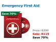 Emergency first aid planning